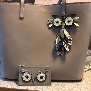 Kate Spade Owl Tote